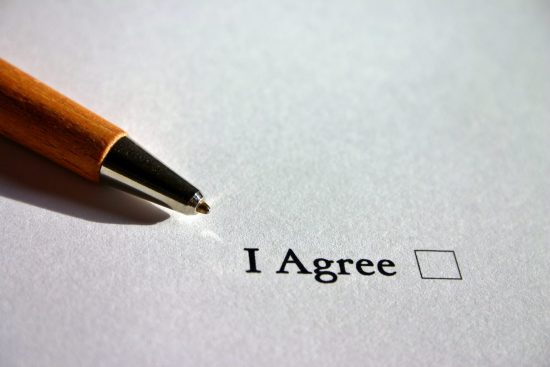 A survey of landlord tenant agreement disputes