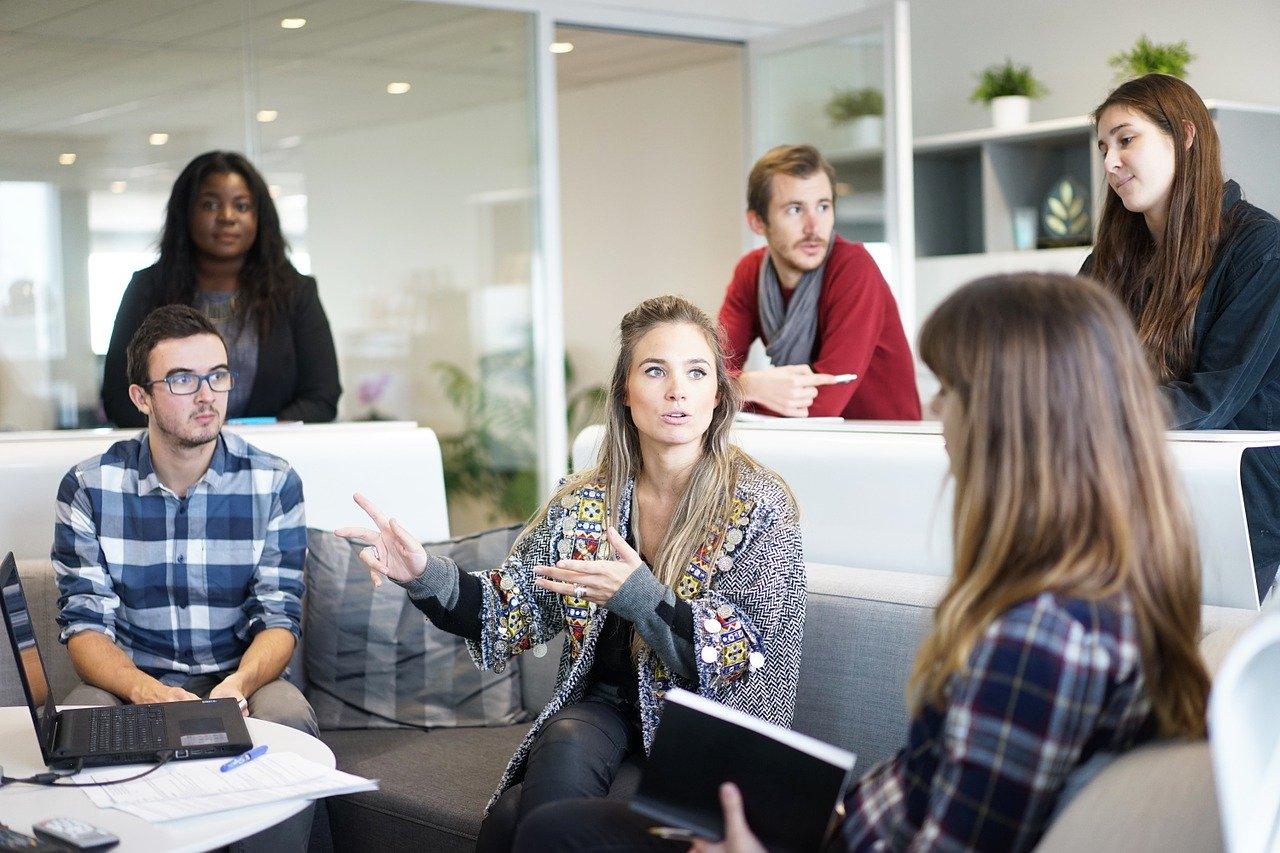 Workplace Diversity Breaking Down Barries